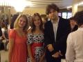Лауреат 2 премии пианист Лукас Генюшас (Россия-Литва)