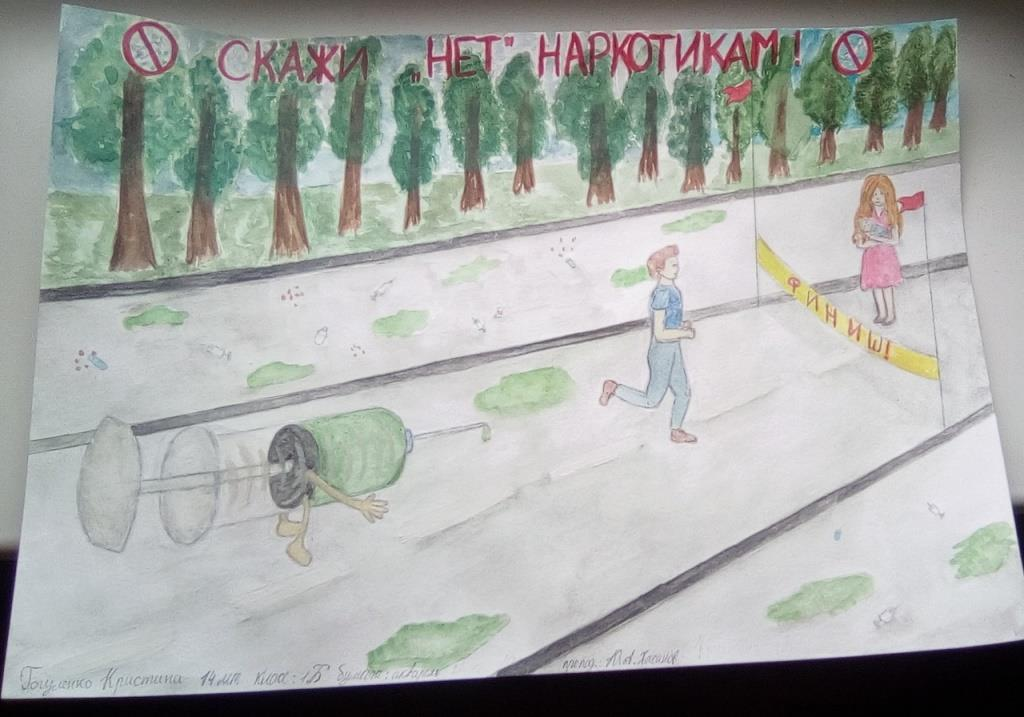 Гогуленко Кристина