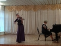 Отчетный концерт школы искусств