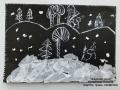 Белые сугробы - Зяблов Егор (картон)